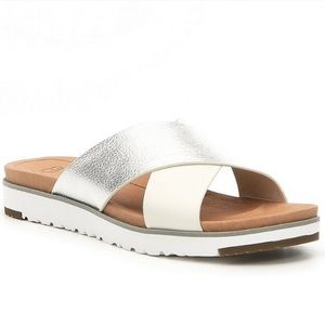 Brand new authentic UGG sandals